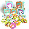 """Карточки для малышей """"Найди парочку"""" (24 шт),картон,найди пару,Dodo memo 300145,dodo 30145"""
