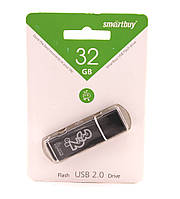 USB Flash Drive 32Gb Smartbuy Black