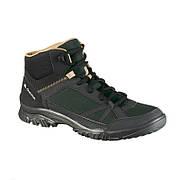 Фирменные мужские ботинки сапоги Quechua NH100 MID демисезонные