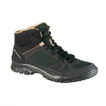 Фирменные мужские ботинки сапоги Quechua NH100 MID демисезонные, фото 2