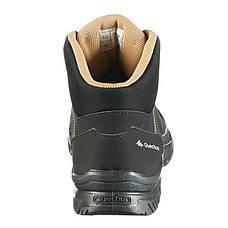 Фирменные мужские ботинки сапоги Quechua NH100 MID демисезонные, фото 3