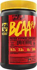 БЦАА Mutant BCAA 9.7 348 грамм Придорожный лимонад