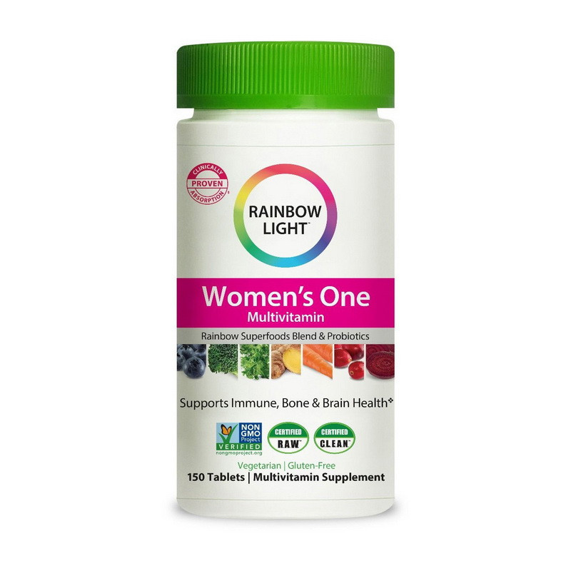 Витамины для женщин Rainbow Light Women's One 150 таблеток