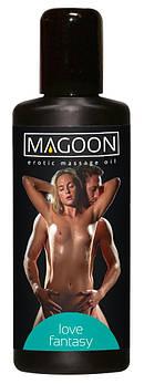 Масажне масло MAGOON любовна фантазія 100 мл
