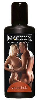 Масажне масло MAGOON сандалове дерево 100 мл