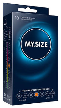 Презервативы Мой размер (57 мм) 10 шт