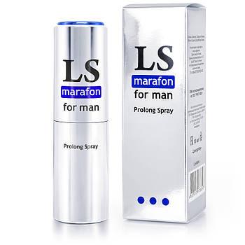 """Спрей """"Lovespray marafon"""" для чоловіків 18мл"""