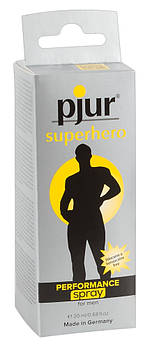 Спрей мужской PJUR superhero 20 мл