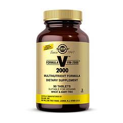 Комплекс витаминов Solgar Formula V VM - 2000 90 таблеток
