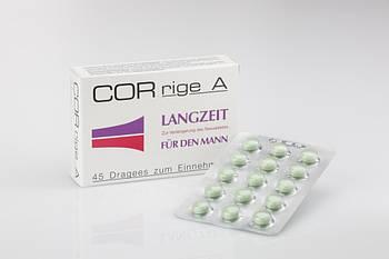 Таблетки CORrige A 45 шт