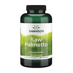 Cо пальметто Swanson Saw Palmetto 540 mg 250 капсул