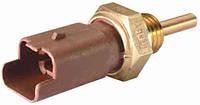Датчик температуры коричневый 2-х контактный Fiat Doblo 1.4i 8v
