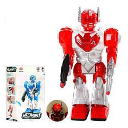 """Робот музичний """"Mech Swat"""" (червоний) 27162"""