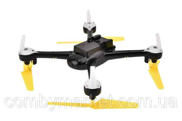 Квадрокоптер Helicute H828HW з камерою Wi-Fi і барометром (чорний)
