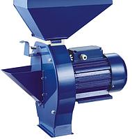 Измельчитель кормов для зерновых и свеклы Бобер-2, 2400 Вт, 3000 об/мин, продуктивность 180-240 кг/ч
