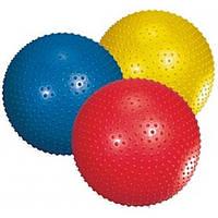 Мяч для фитнеса 75 см, массажный