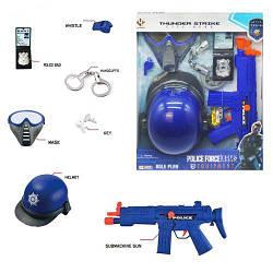 """Игровой набор """"Полиция"""" P017"""