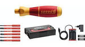 Набір з акумуляторної викруткою speedE® WIHA 41911