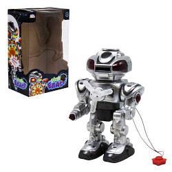 """Інтерактивний робот """"Бласт"""", стріляє дисками (українською мовою) UKA-A0102-2"""
