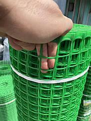 Пластикова сітка забірна 1,5 х 20м (30х30мм)