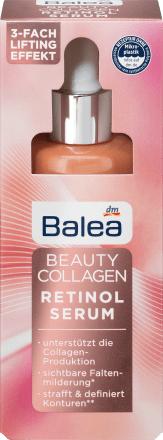 Сыворотка- лифтинг для лица Balea Beauty Collagen Retinol Serum 30мл