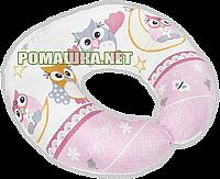 Подушка для кормления младенцев, стандартная, длина 220 см, ширина 26 см, ТМ Ромашка