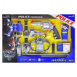 Полицейский набор 34350