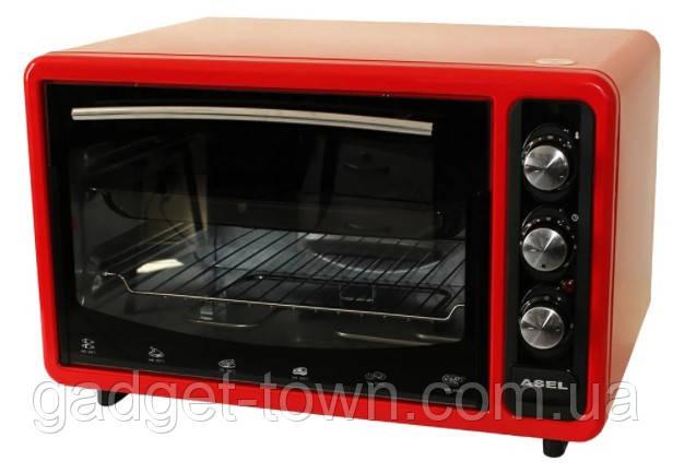 Электрическая печь (духовка) ASEL AF-4023  40л  оригинал Турция.