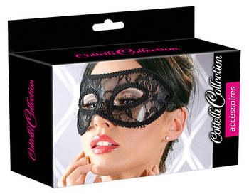 Ажурна маска на зав'язках