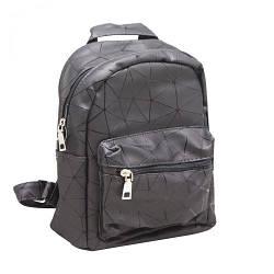 Детский рюкзак (серый) С 32549