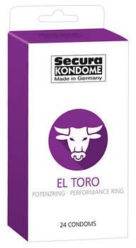 Презервативы SECURA EL TORO 24 шт
