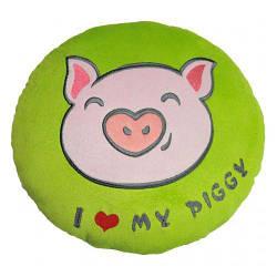 """Подушка """"I love my piggy"""" ПД-0253"""