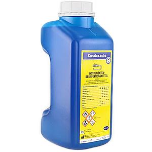 Корзолекс экстра Korsolex Extra концентрированное средство для дезинфекции и стерилизации, 2000 мл