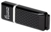 USB Flash Drive 64Gb Smartbuy Quartz Black