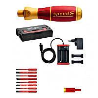 Набір з акумуляторної викруткою speedE® 41912 WIHA