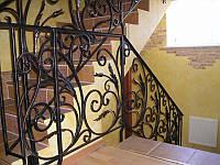 Металлические балясины и перила для лестниц