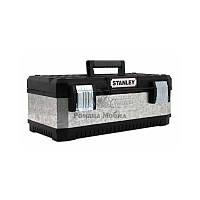 Ящик інструментальний 66см металопластик Stanley 1-95-620 | инструментальный металлопластик