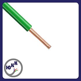 Провод ЮКкабель ПВ1 1,5 зеленый