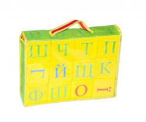 Набір кубиків. Букви. Український алфавіт 127/2