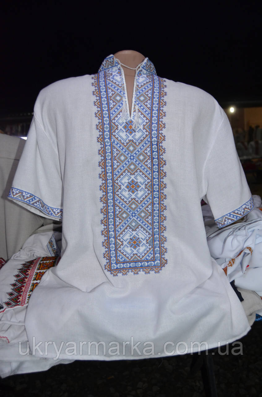 ... Жіноча вишита блузка