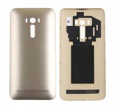 Задняя крышка Asus ZenFone Selfie (ZD551KL) Z00UD золотистая