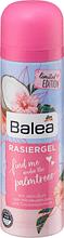 Гель для бритья женский Balea Rasiergel find me under the palmtrees 150мл