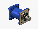 Адаптер удлинитель между  насосом и коробкой отбора мощности  ISO 4х4