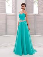Вечернее платье (6) для выпускных вечеров и свидетельниц (цвета - в ассортименте)