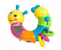"""Развивающая игрушка для малышей """"Гусеница"""" KI-904"""