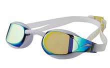 Очки для плавания Speedo (код: S1146) зеркальные Белый