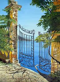 Картины художника Татьяны Козяр