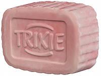 Trixie (Трикси) Gnawing Stone with Cuttle Fish Powder Мел с порошком каракатицы для шиншилл и мелких грызунов