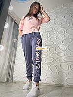 Женский стильный спортивный костюм,  размер   50-52