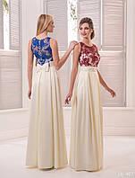Вечернее платье (7) для выпускных вечеров и свидетельниц (цвета - в ассортименте)